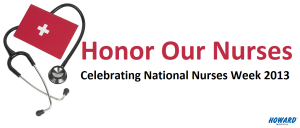Honor our Nurses